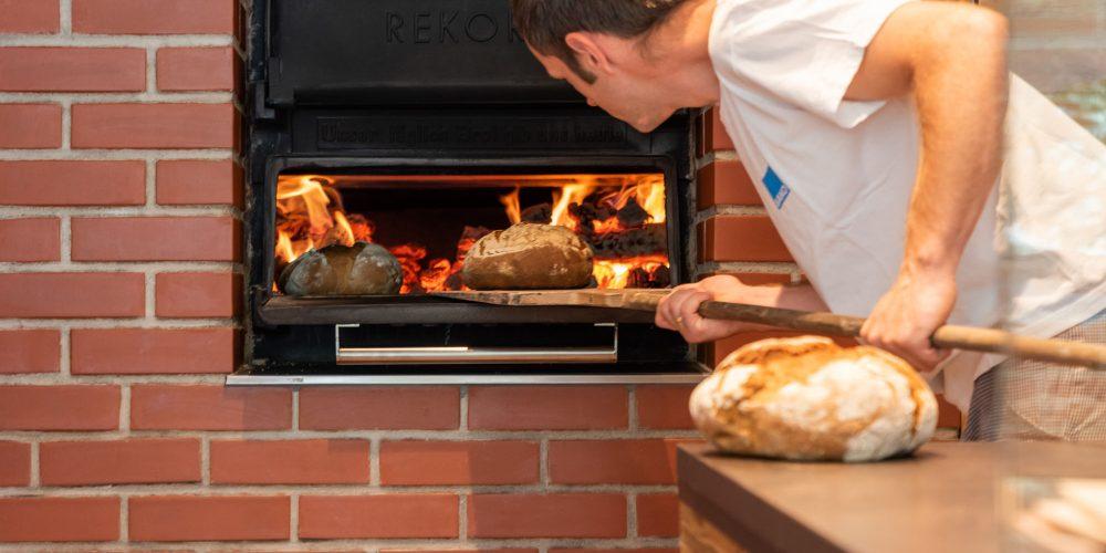 Bäckerei Dengel Steeg im Lechtal Brot