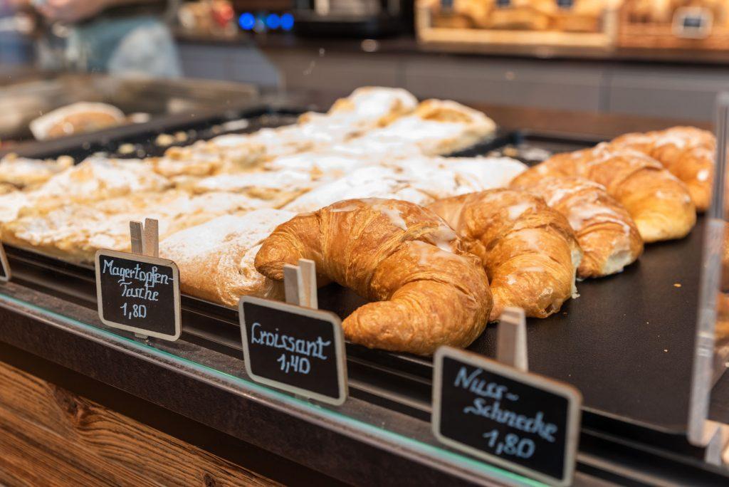 Bäckerei Dengel Steeg im Lechtal Gebäck